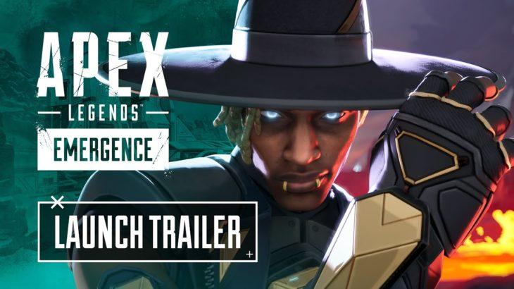 【APEX】シーズン10のローンチトレーラーが公開されたぞ!!