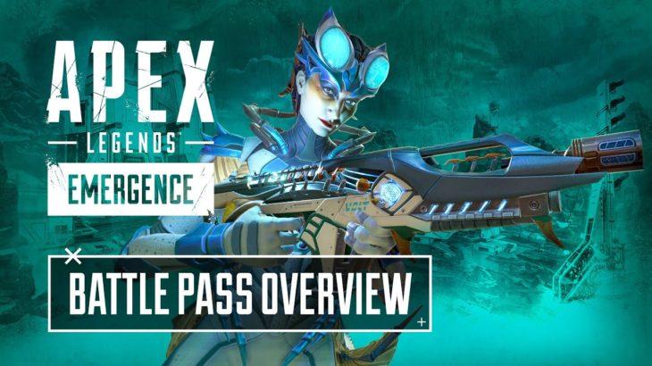 Apex Legends: Emergence Battle Pass Trailer
